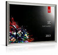 "Adobe ""Gold reseller"""