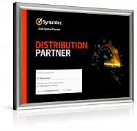 "Symantec ""Distribution partner"""